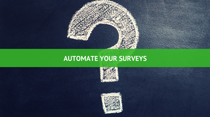 AUTOMATE YOUR SURVEYS- 3 Secrets To Understanding Your Perfect Customer
