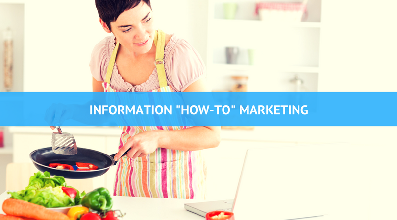 Information -How To- Marketing - 5 Ways To Build A Profitable Online Business