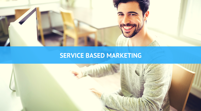 Service Based Marketing - 5 Ways To Build A Profitable Online Business