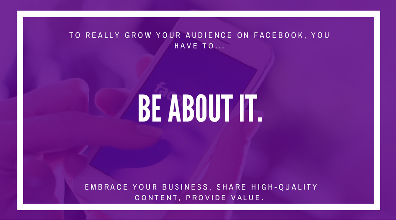 I'm Pretty Sure This Will Help You Build Your Audience On Facebook.